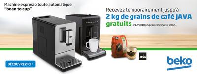 Beko - Café offert