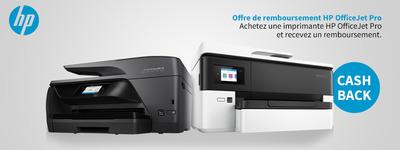 HP - OfficeJet Cashback