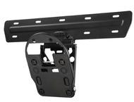 Hama 118109 Tv-muurbeugel TILT, No Gap, 165cm (65), zwart