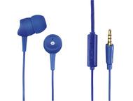 Hama 184043 In-ear-stereo-headset Basic4Phone, blauw