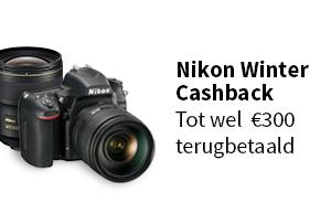 Nikon - Winter Cashback