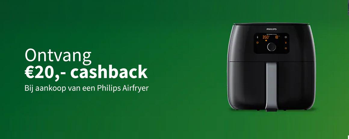 Philips - Airfryer Cashback