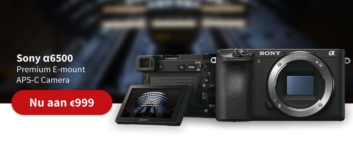 Sony - A6500