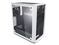 Fractal Design Meshify C White ATX High-Airflow Compact Clea