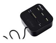 PNY Multi-slot USB and flashreader USB 2.0