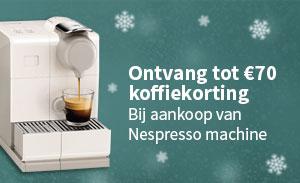 Nespresso - Koffiekorting