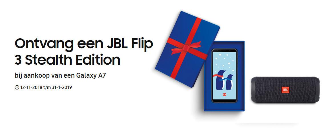 Samsung - Gratis JBL Flip 3!