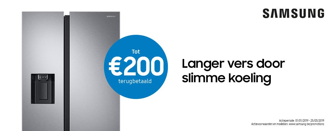 Samsung - €200 Cashback