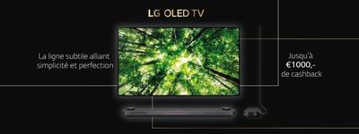 LG - La ligne subtile alliant simplicité et perfec