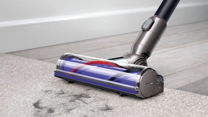 dyson aspirateur balai v7 animal extra acelectro. Black Bedroom Furniture Sets. Home Design Ideas