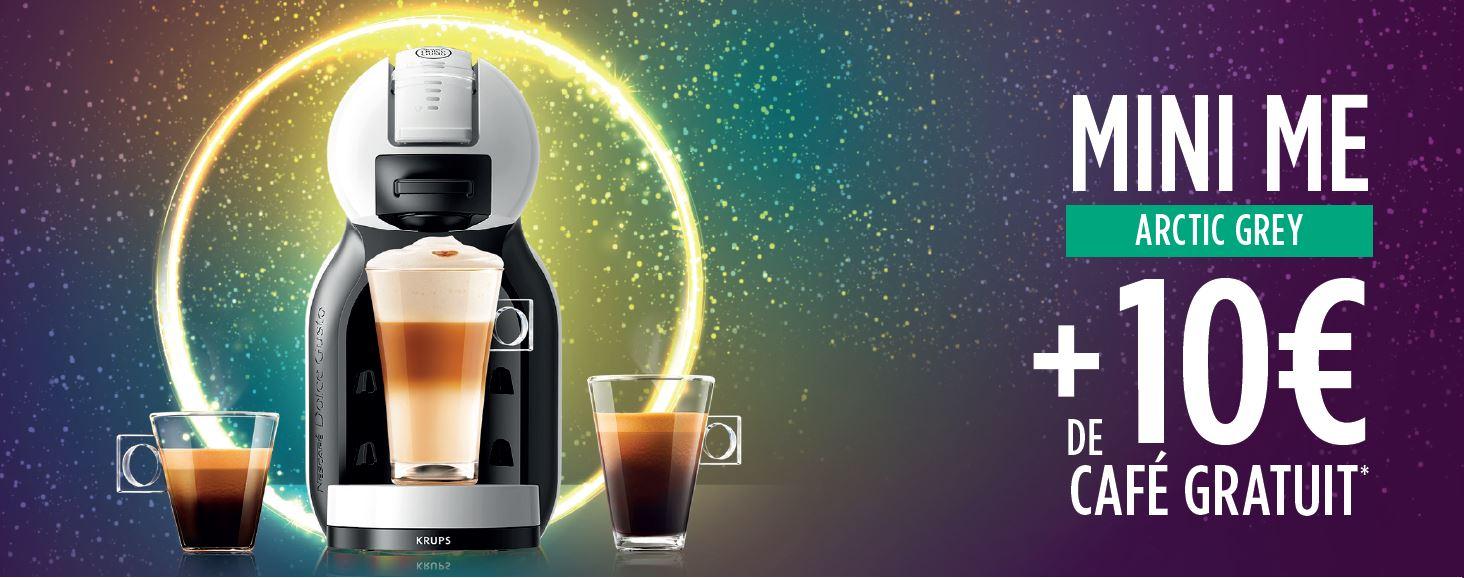 Dolce Gusto - Café gratuit