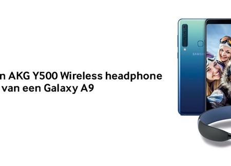 Galaxy A9 - Gratis AKG headset