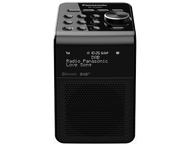 Panasonic Portable Radio RFD20BBK