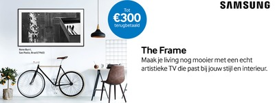 Samsung - The Frame cashback