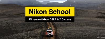 Nikon School: Filmen met Nikon