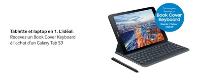Samsung - Book Cover Keyboard