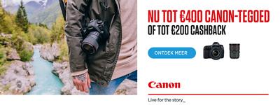 Canon - Spring Cashback!