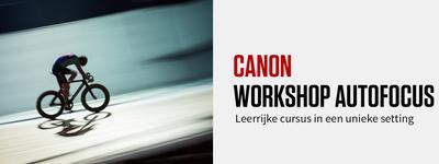 Canon Workshop Autofocus