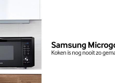 Samsung - Microgolf Cashback