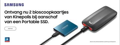 Samsung - SSD + Kinepolis