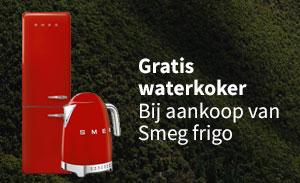 Smeg waterkoker