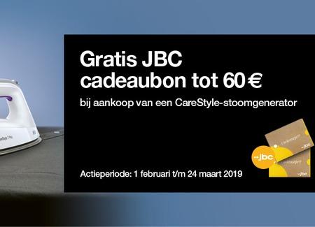 Braun - JBC Cadeaubon