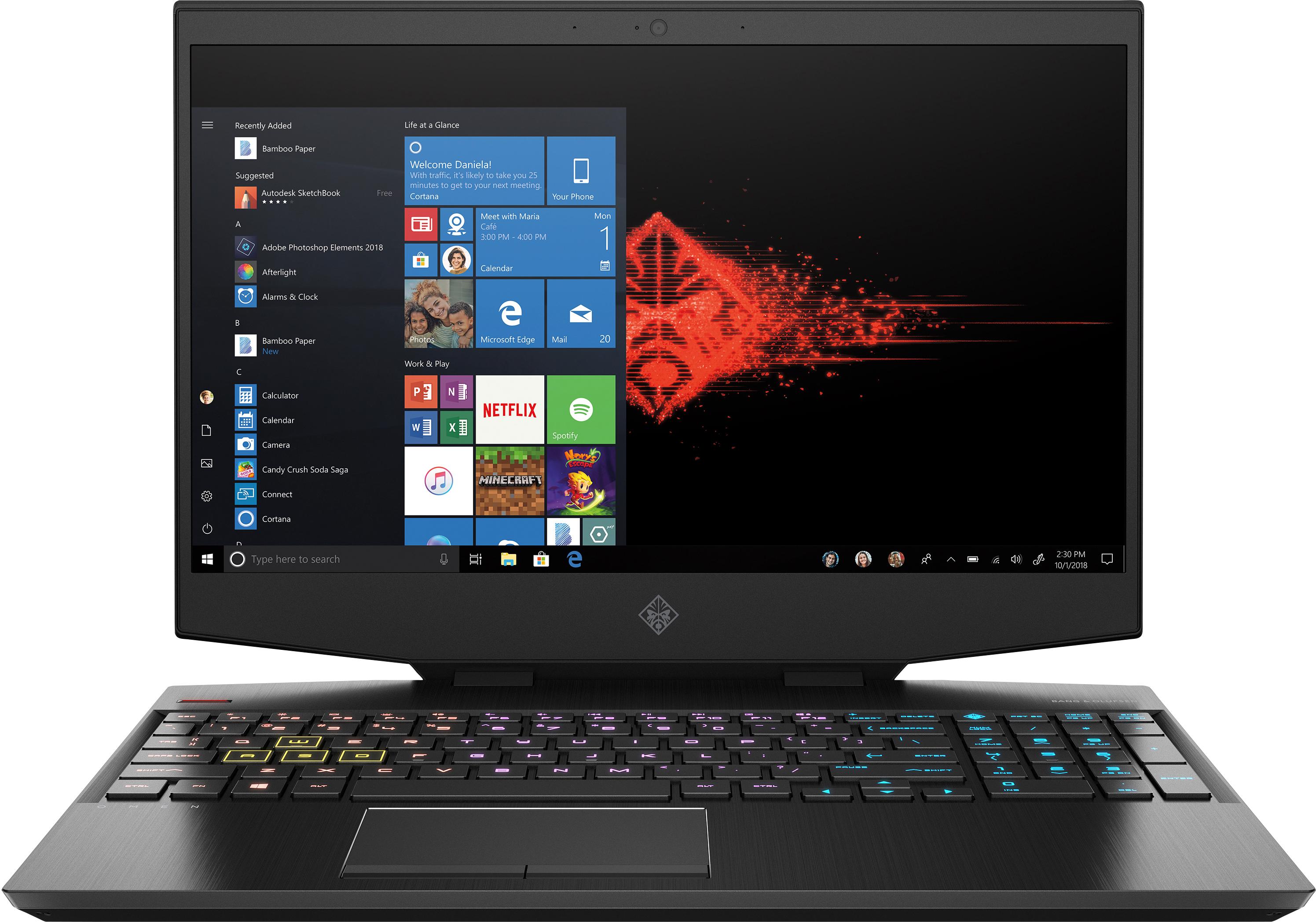 HP Omen 15-dh0155nb