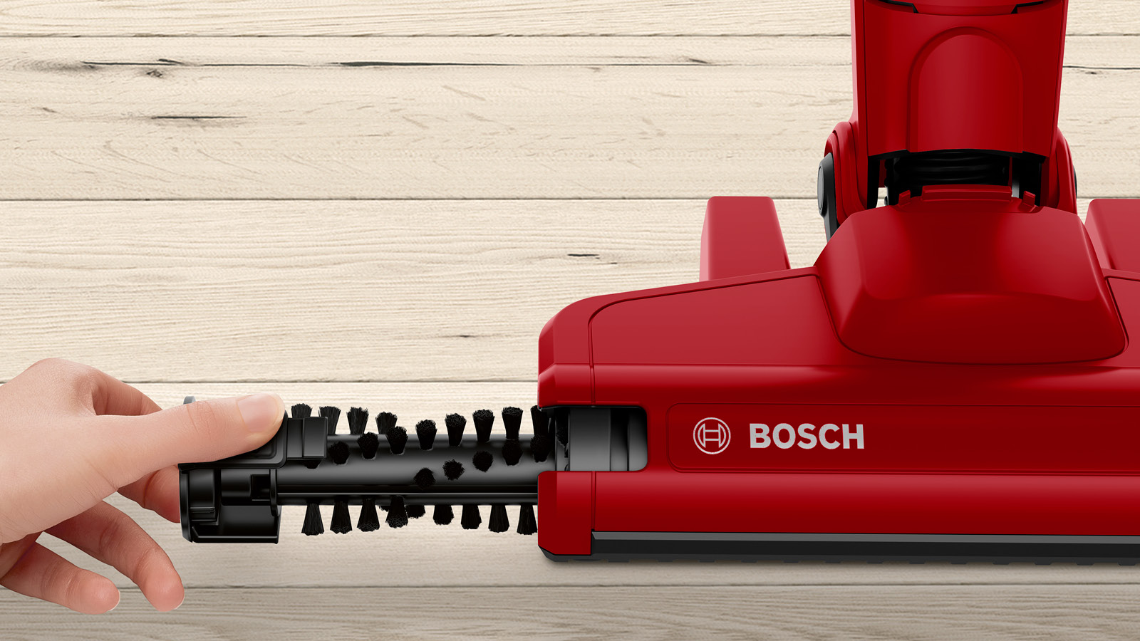 Bosch Aspirateur balai 2 in 1 BBHF214R