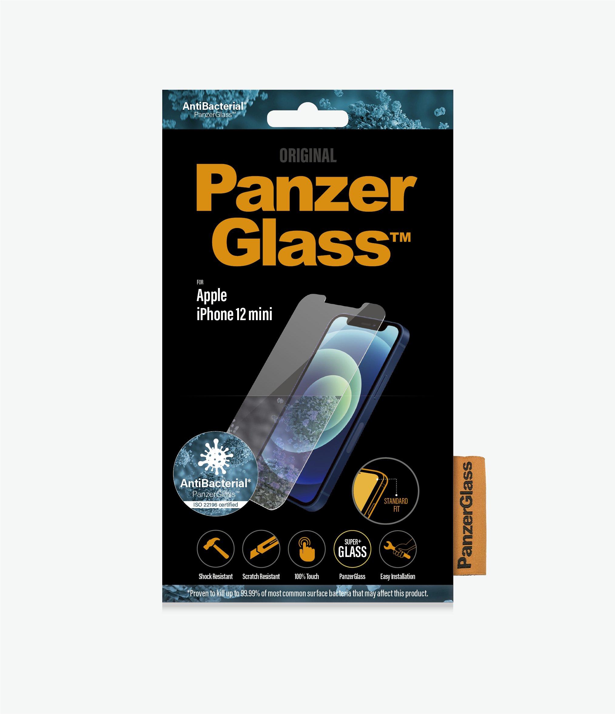 PanzerGlass iPhone 12 5,4i AB
