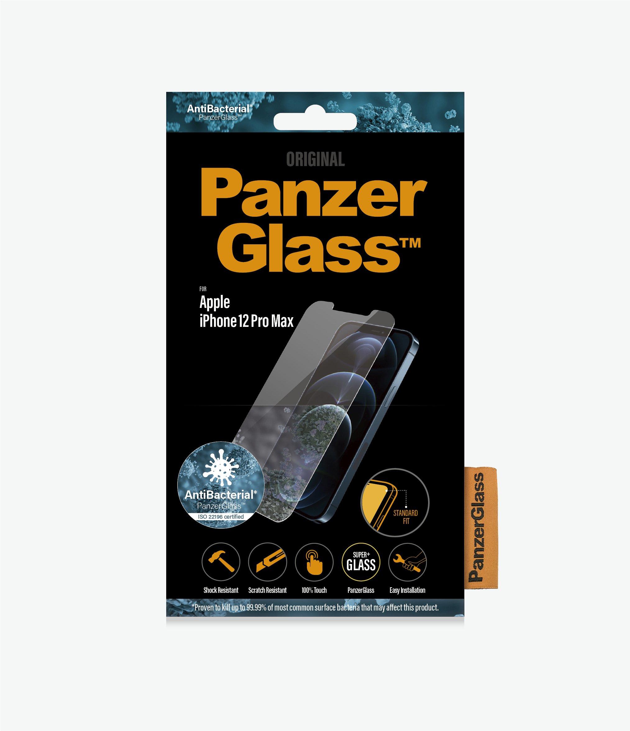 PanzerGlass iPhone 12 6,7'AB