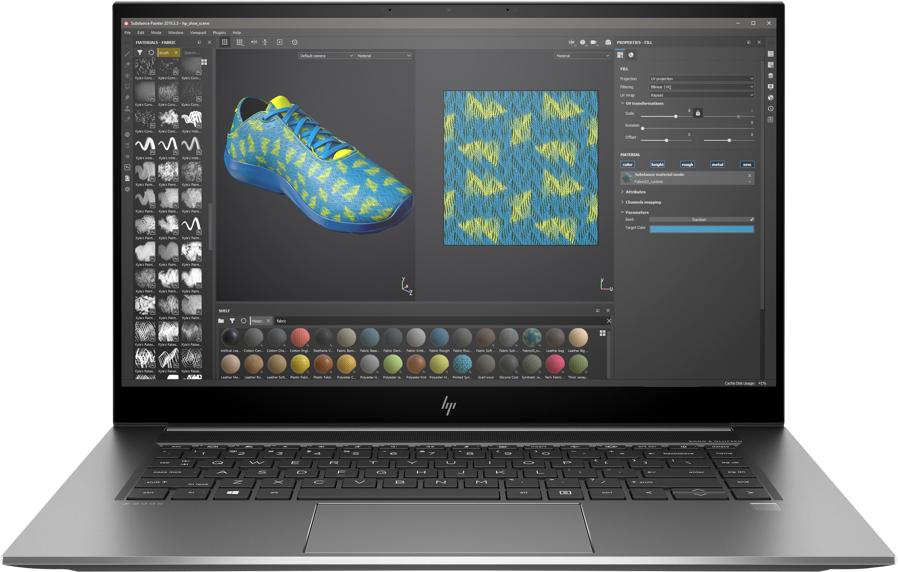 HP Zbook Studio G7 (1J3S6EA#UUG)