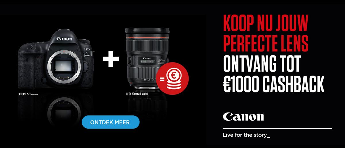 Canon - Perfecte Lens