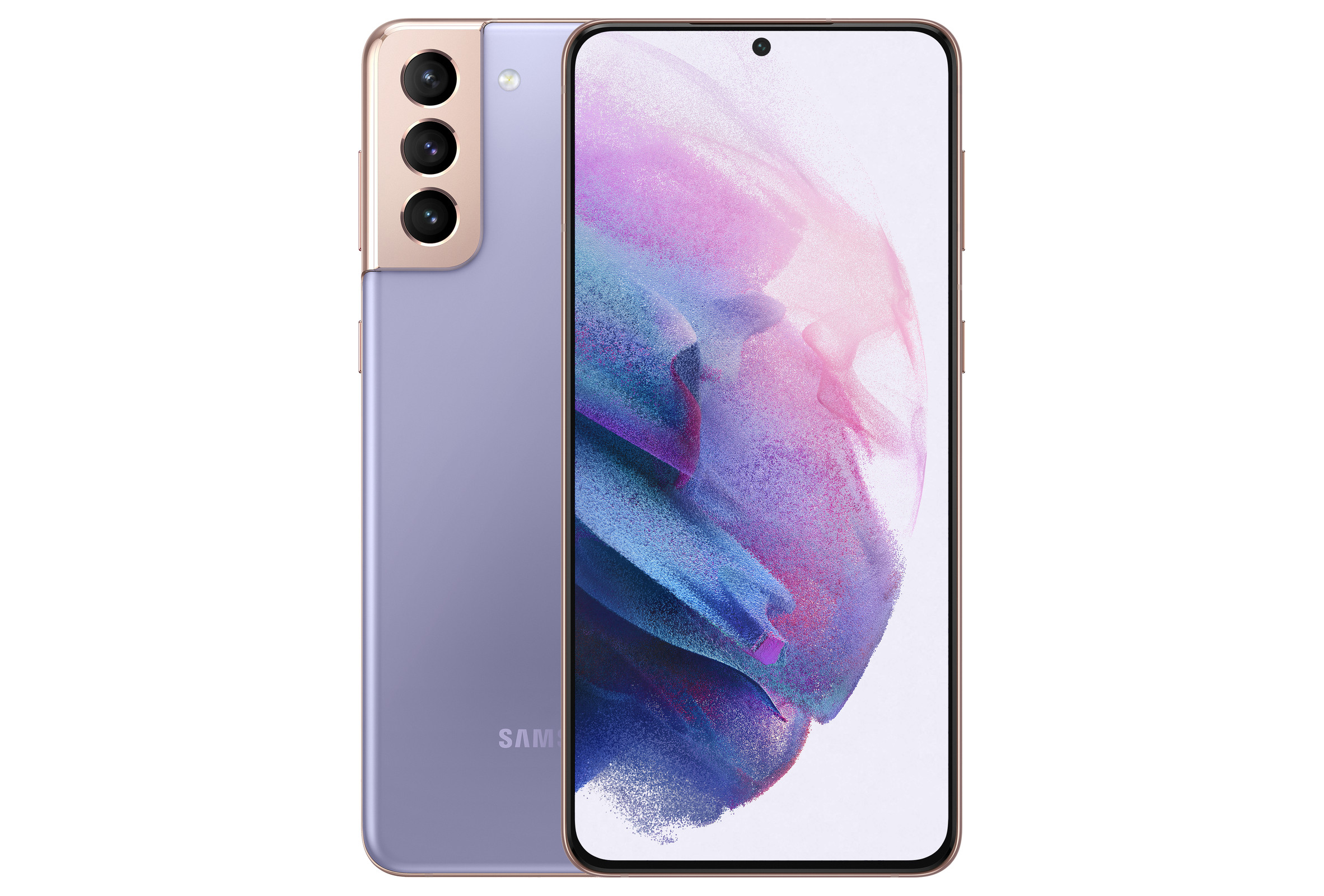 Samsung Galaxy S21 Plus 5G (128GB) – Paars