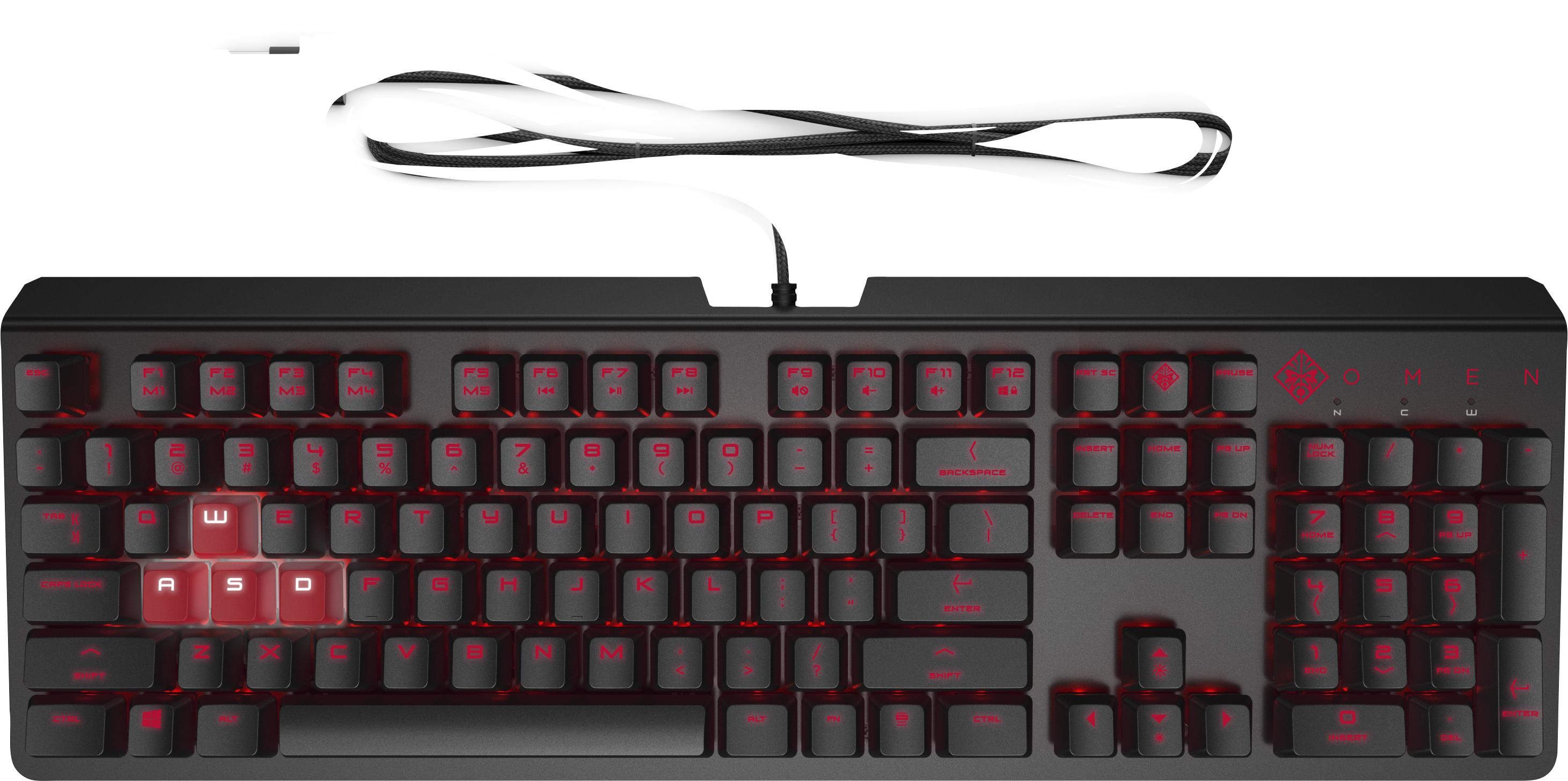 Omen By HP Encoder Keyboard Red/Cherry