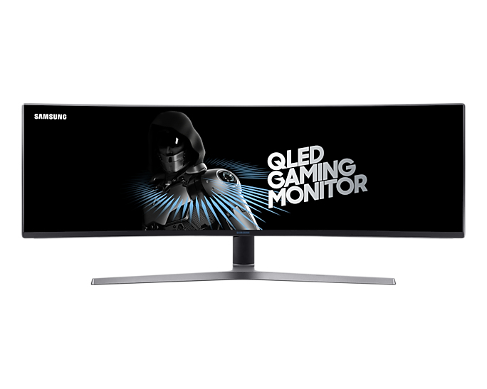 Samsung Curved Gaming Monitor LC49HG90DM