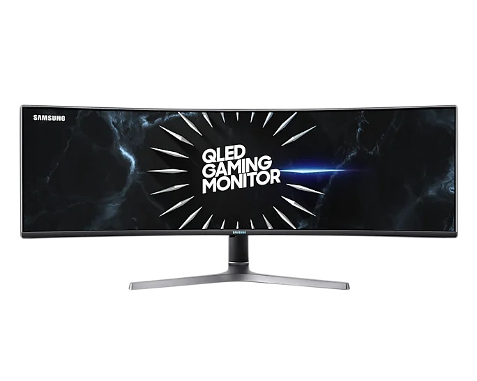 Samsung Curved Gaming Monitor LC49RG90SS