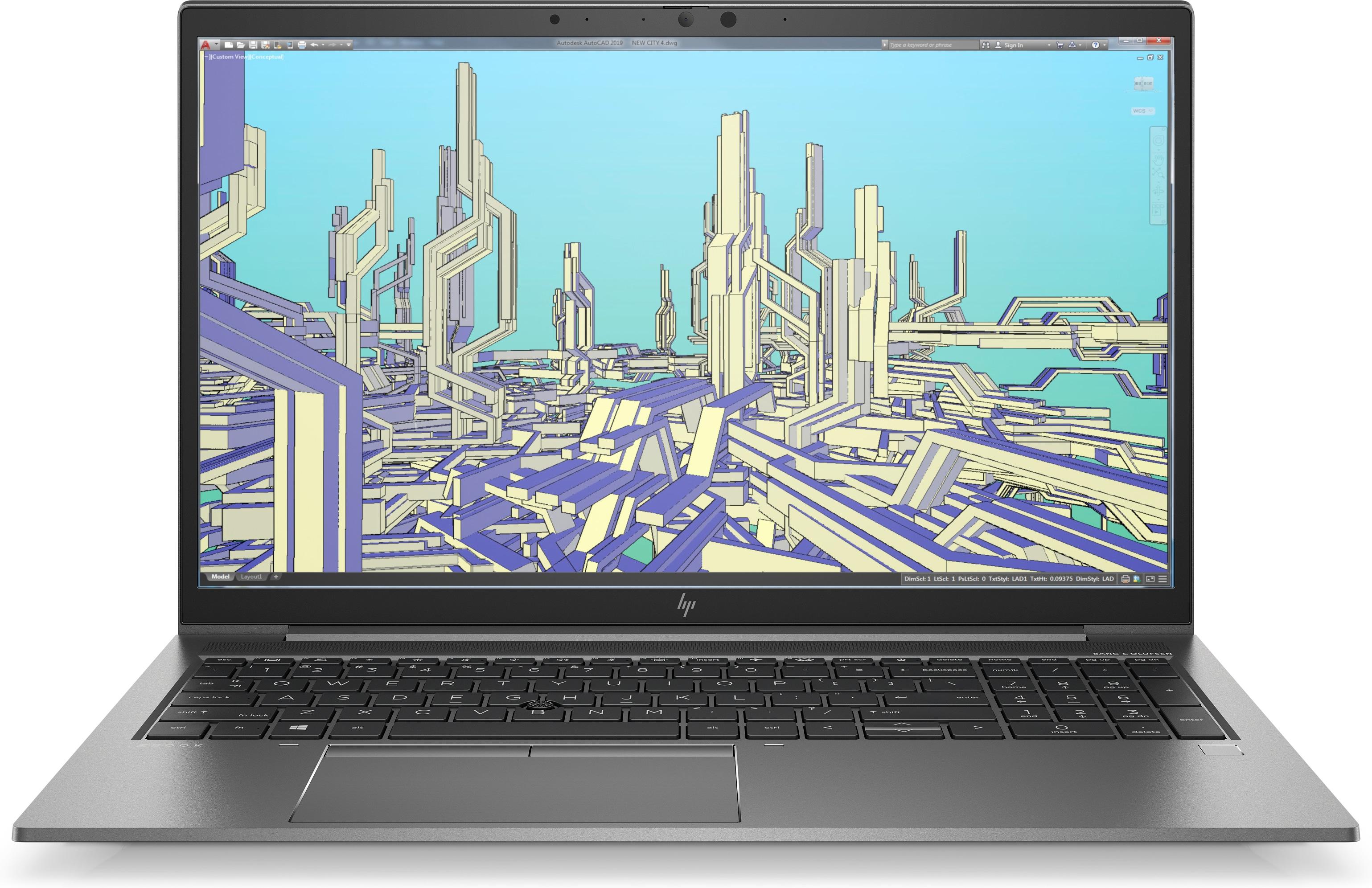 HP ZBook Firefly 15 G8 (2C9S6EA#UUG)